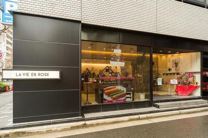LA VIE EN ROSE(ラ・ヴィ・アン・ローズ) <博多駅>