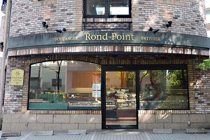 BOULANGER PATISSIE Rond-Point(ロン・ポワン) <千早駅>